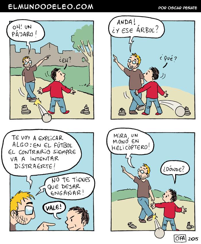 369: Distracciones futboleras