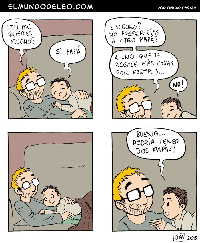 427: Otro Papá