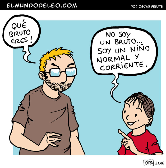 452: Normal y corriente