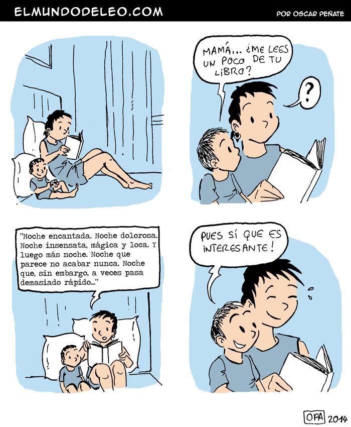 301: Fomento de la lectura