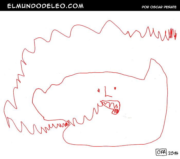 334: Un señor se tira un eructo muy grande