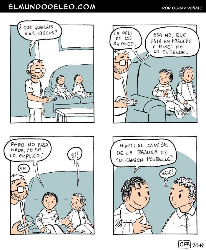 265: Aprenda idiomas en una sola lección
