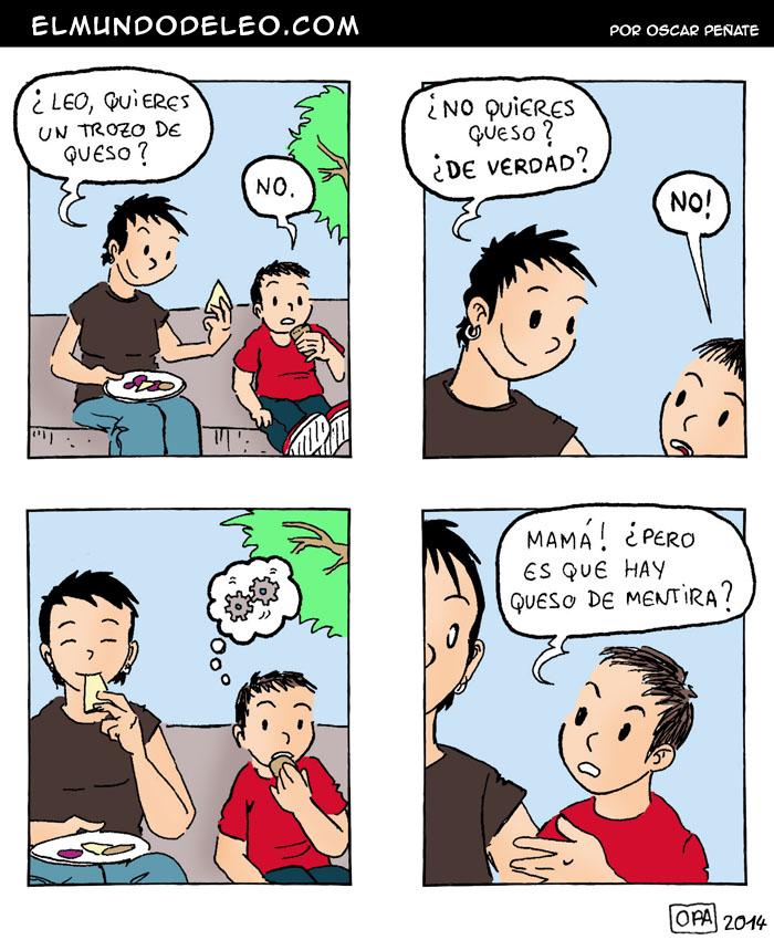 281: Queso de mentira