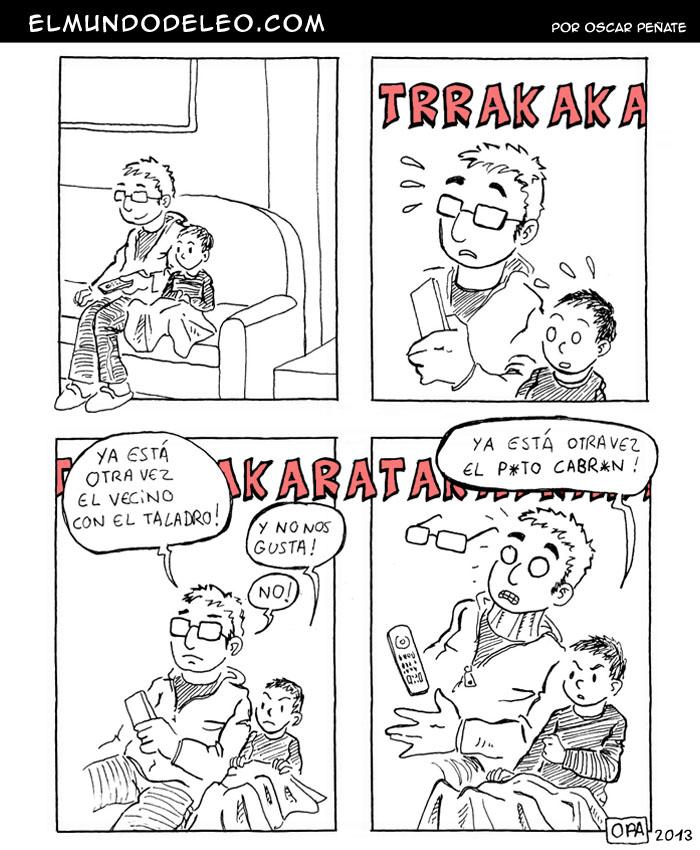 154: El Taladro