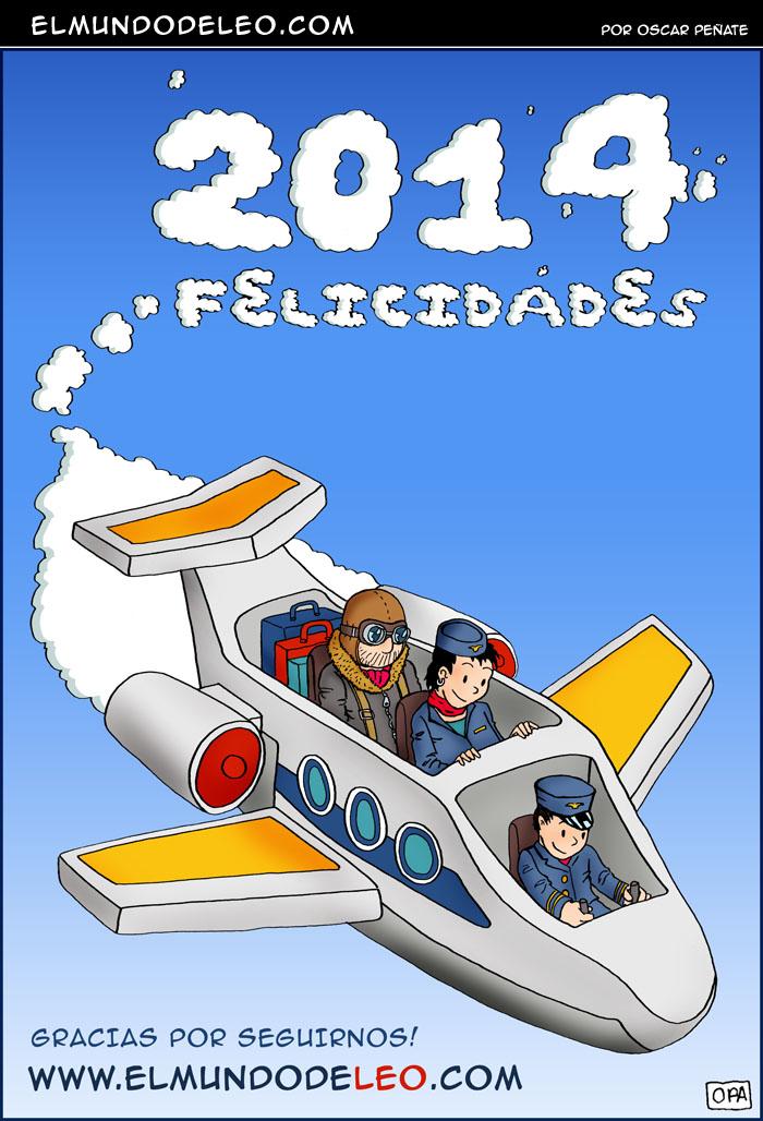 175: Feliz 2014