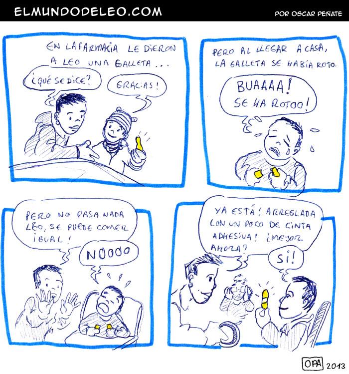 21: La galleta