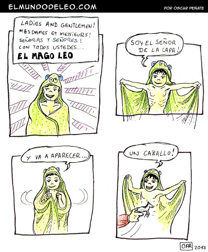 28: El mago