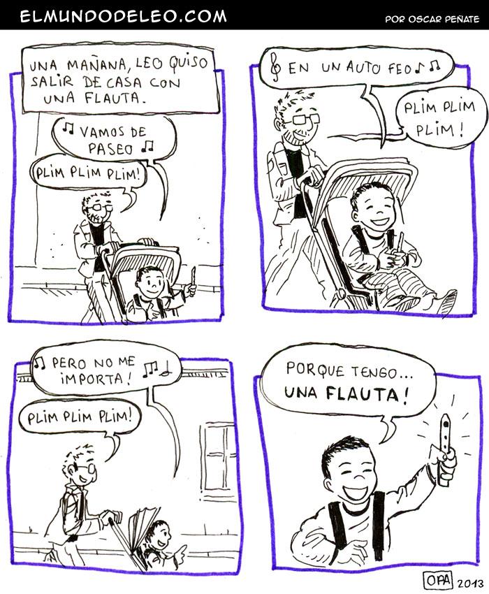 59: La flauta