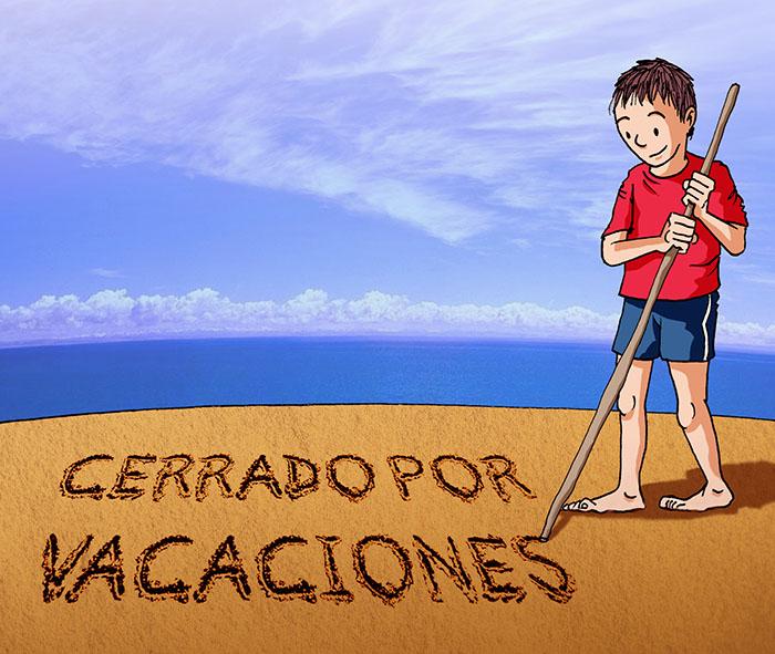 506: Cerrado por vacaciones
