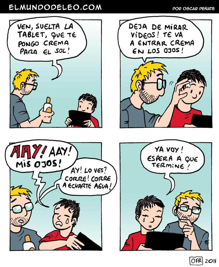 549: Adictos a la tablet