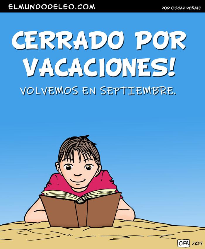 551: Vacaciones!
