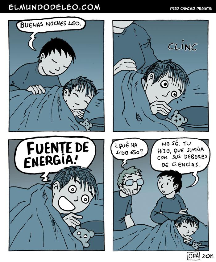 573: Fuente de energía