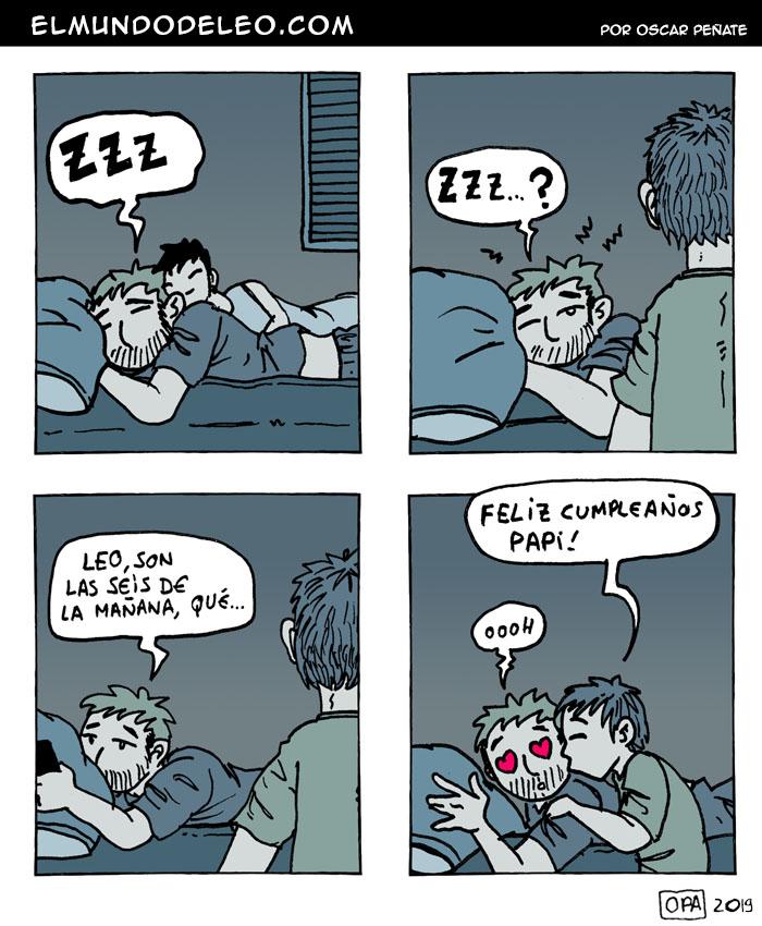 594: Una presencia en la noche
