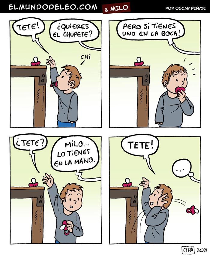 673: Tete No